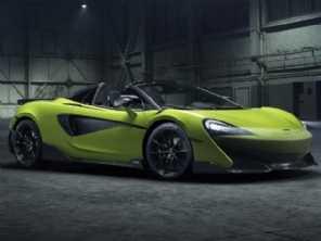 McLaren já vendeu 13 carros no Brasil em 2020