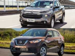 Por cerca de R$ 80 mil: Toro Endurance 2019 ou um Nissan Kicks?