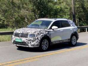 Projeto Tarek: VW inicia produção do rival do Jeep Compass