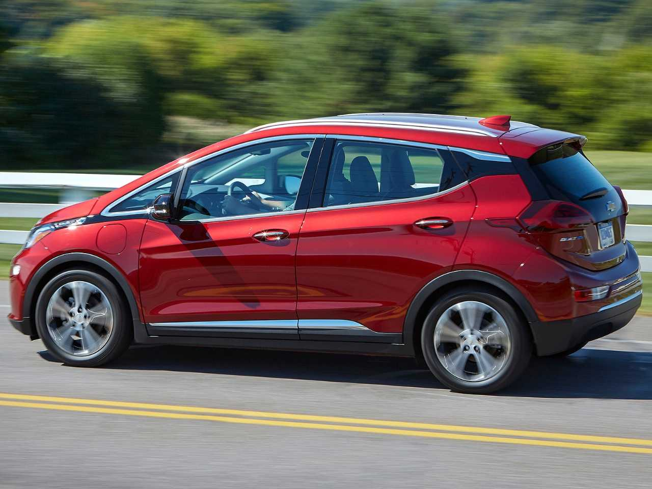 Chevrolet Bolt 2020 - lateral