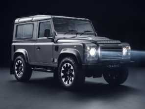 Land Rover apresenta kit para aprimorar Defender antigo