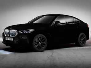 Com tecnologia avançada de pintura, conheça o ''carro mais preto do mundo''