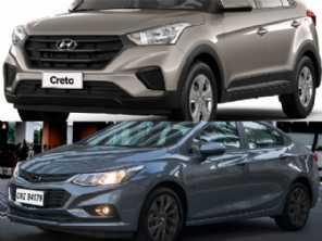 Compra PcD: Chevrolet Cruze LT ou um Hyundai Creta Attitude?