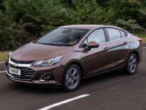 Chevrolet lança Cruze com wi-fi nativo