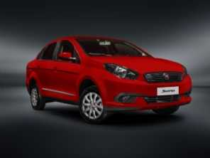 Fiat Grand Siena estreia linha 2020 por R$ 50.490