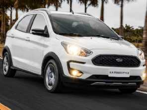 Teste: Ford Ka FreeStyle 1.0 2020