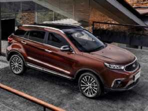 Ford Territory deve estrear em breve no Brasil
