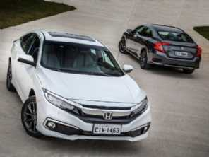 Civic 2020 estreia com versão LX de R$ 97.900