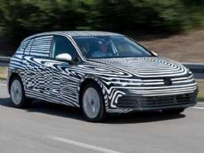 O que já se sabe sobre a oitava geração do VW Golf, que estreia neste ano na Europa