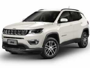 Jeep Compass 2020 estreia com mais equipamentos de série
