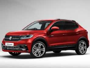 Futuro SUV-cupê da Volkswagen no Brasil vai dando as caras