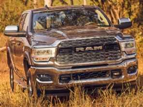Atualizada, Ram 2500 2019 chega por R$ 289.990