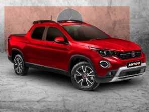 Fiat deverá inovar mais uma vez com a Strada 2021