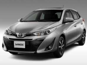 Boa notícia: linha Toyota Yaris 2020 estreia com Apple CarPlay e Android Auto
