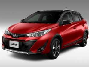 Efeito Onix? Toyota promove mudanças na gama Yaris 2020
