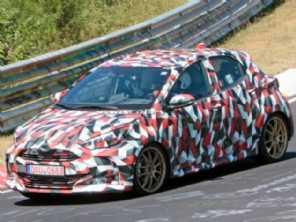 Nova geração do Toyota Yaris estreará em 2020 na Europa e Ásia
