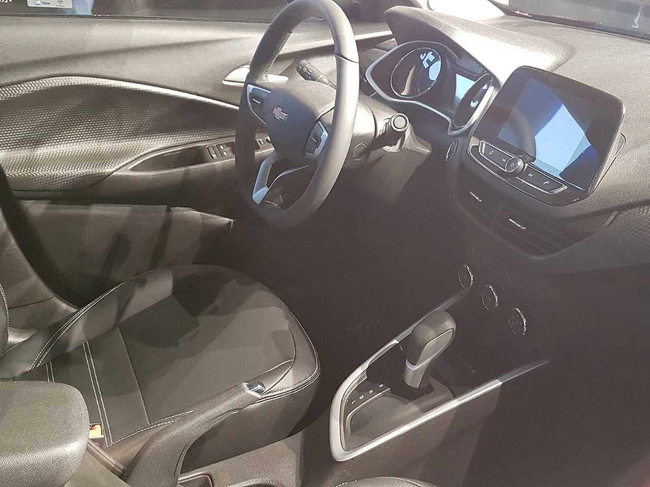 ChevroletOnix 2020 - painel