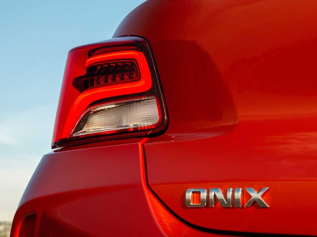 ChevroletOnix 2020 - lanternas