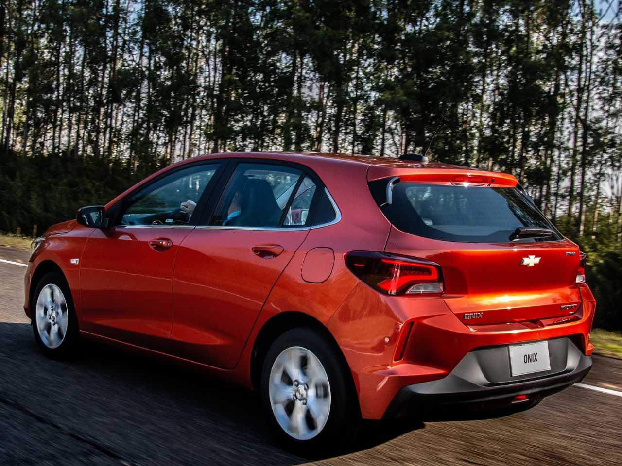Chevrolet Onix 2020