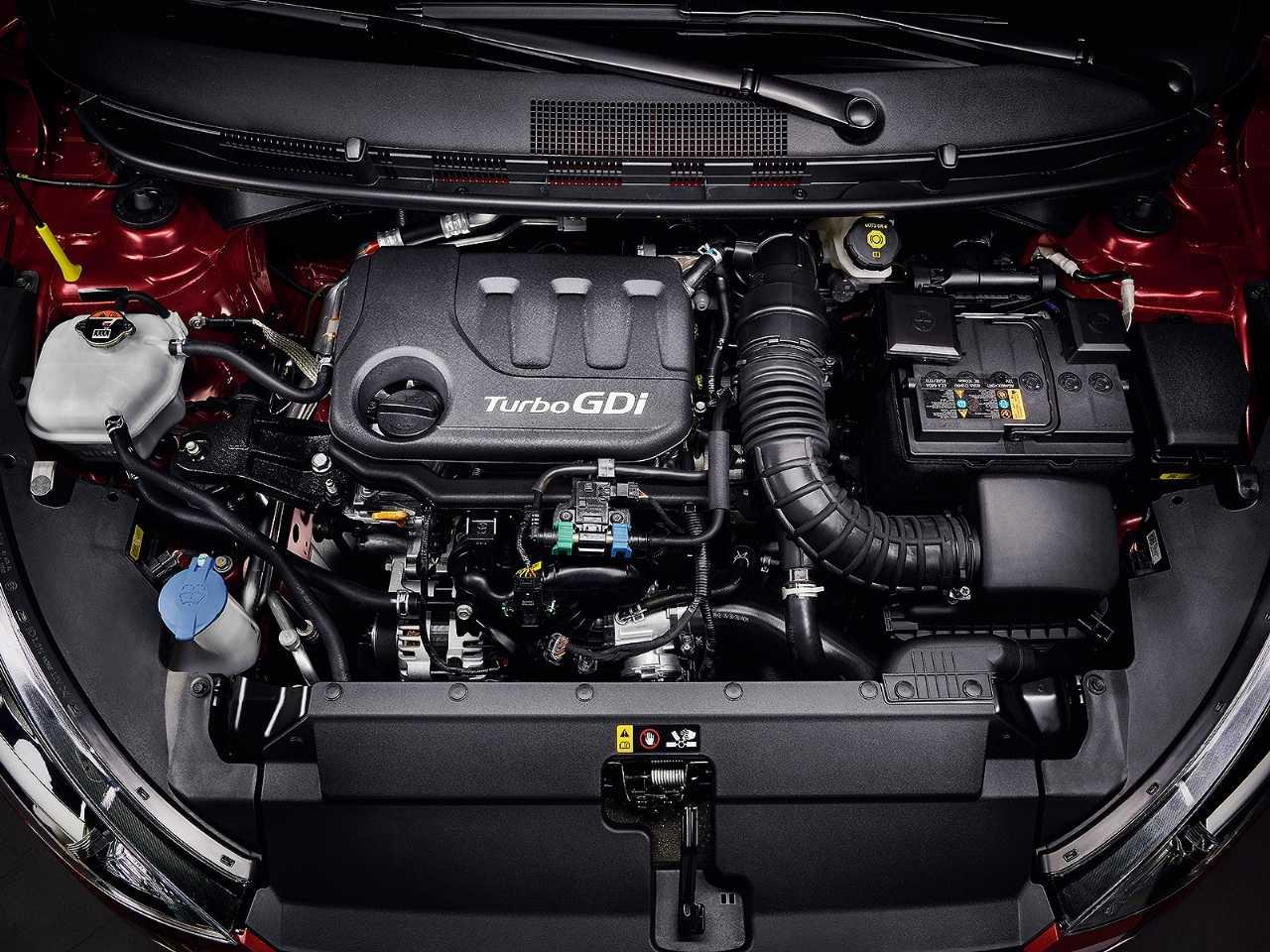HyundaiHB20 2020 - motor