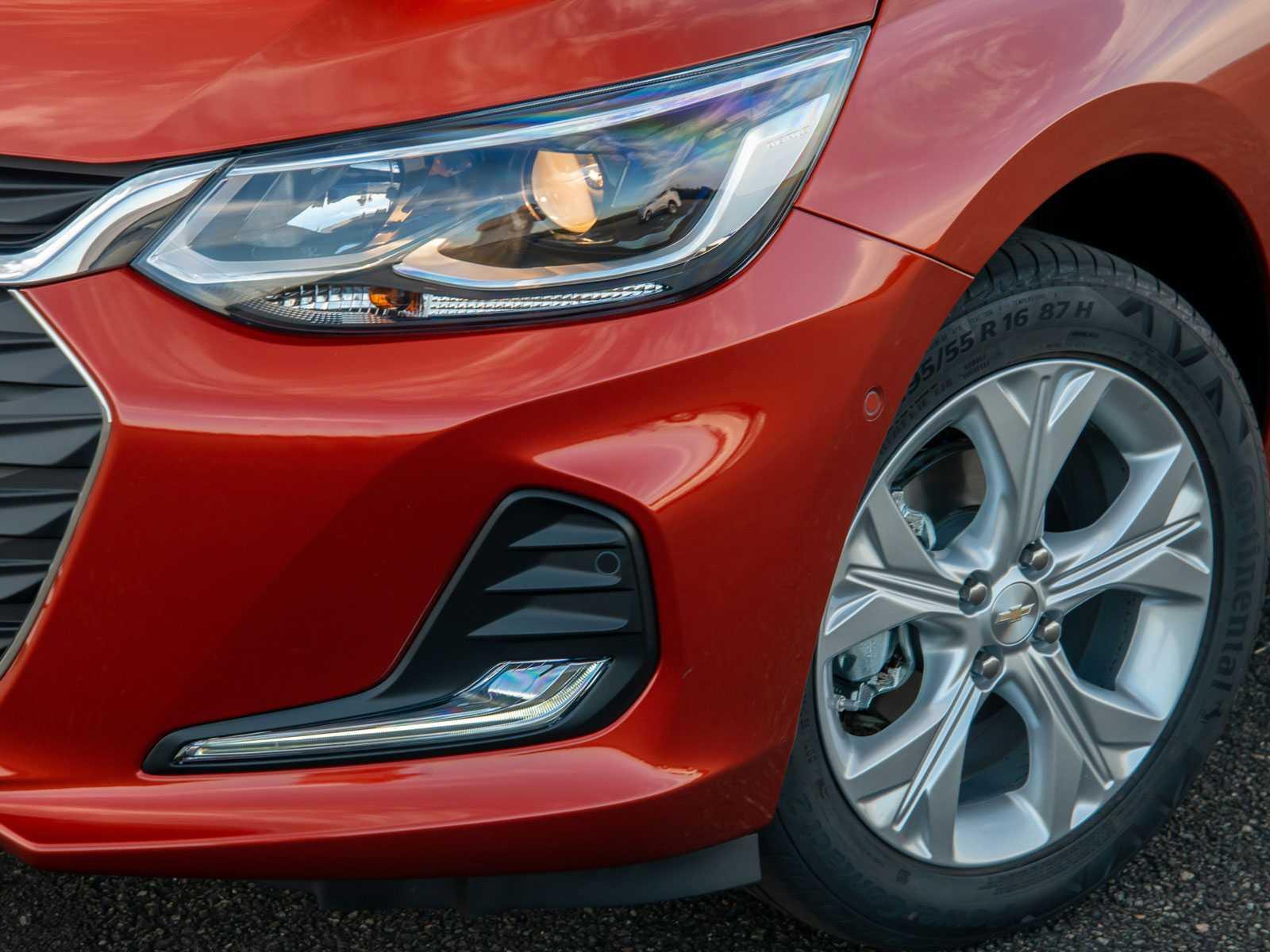 ChevroletOnix 2020 - faróis