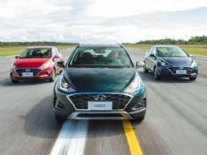 Em dezembro, Hyundai HB20 despenca no ranking de vendas