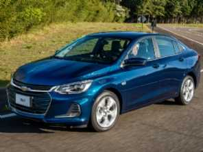 Avaliação rápida: Chevrolet Onix Plus Premier