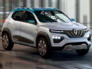 Renault cogita sedã derivado do Kwid. SUV estreia em junho na Índia
