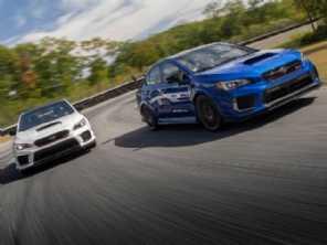 Subaru lança o STI S209, modelo mais potente da sua história