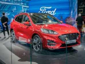 Ford quer elétricos e híbridos representando mais da metade das vendas até 2022