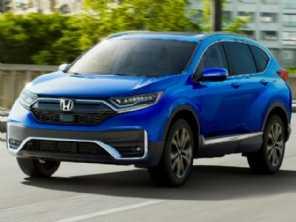 Honda CR-V 2020 ganha facelift e versão híbrida