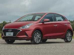 Nova geração do Hyundai HB20 parte de R$ 46.490