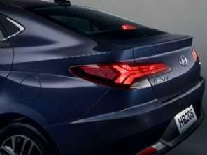 Novo Hyundai HB20S estreia na próxima semana em conjunto com o hatch
