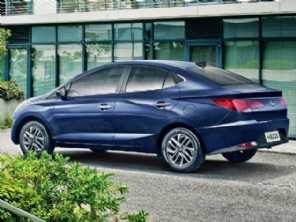 Hyundai revela o sedan HB20S por inteiro