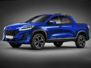 Rival da Ford para a Fiat Toro estreia no Brasil em 2021