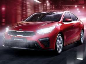 Novo Kia Cerato mira no custo-benefício entre os sedans de R$ 100.000