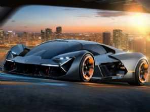 Lamborghini mostra teaser de novo carro