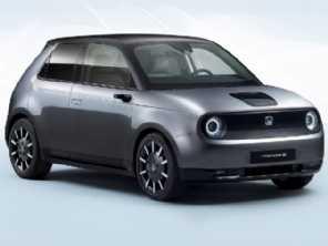 Honda e: o novo compacto elétrico inspirado no Civic dos anos 70