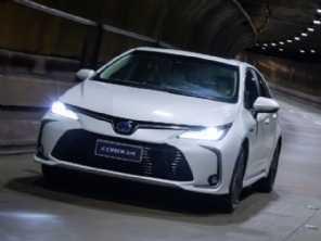 Toyota aumenta preços de todas as versões do Corolla