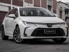 Toyota entra no segmento de aluguel de carros no Brasil