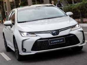 Toyota foi a marca mais vendida no mundo em 2019; Corolla liderou entre os veículos