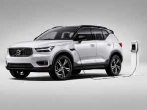 Volvo: todos os carros da marca devem ser elétricos até 2030