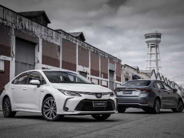 Com nova empresa, Toyota vai expandir serviços de mobilidade no Brasil