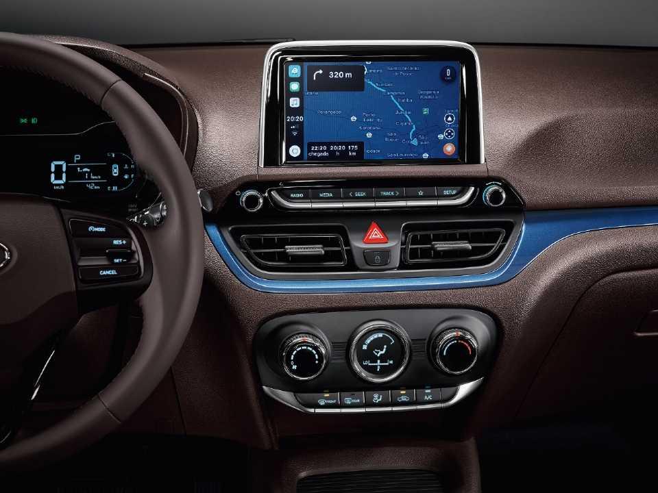 HyundaiHB20 2020 - painel