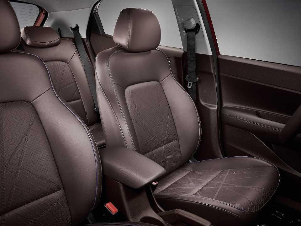 HyundaiHB20 2020 - bancos dianteiros