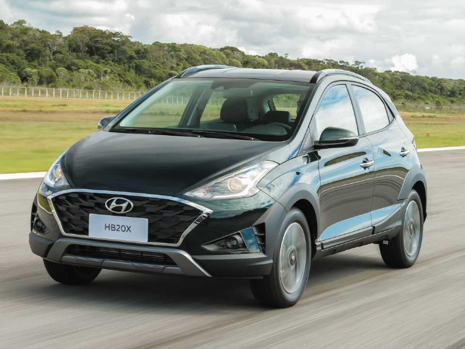 Hyundai HB20X 2020