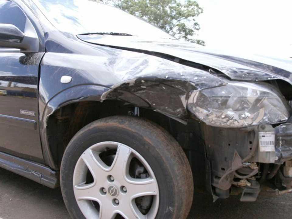 Segundo especialista, maior parte das colisões envolve a parte dianteira dos veículos