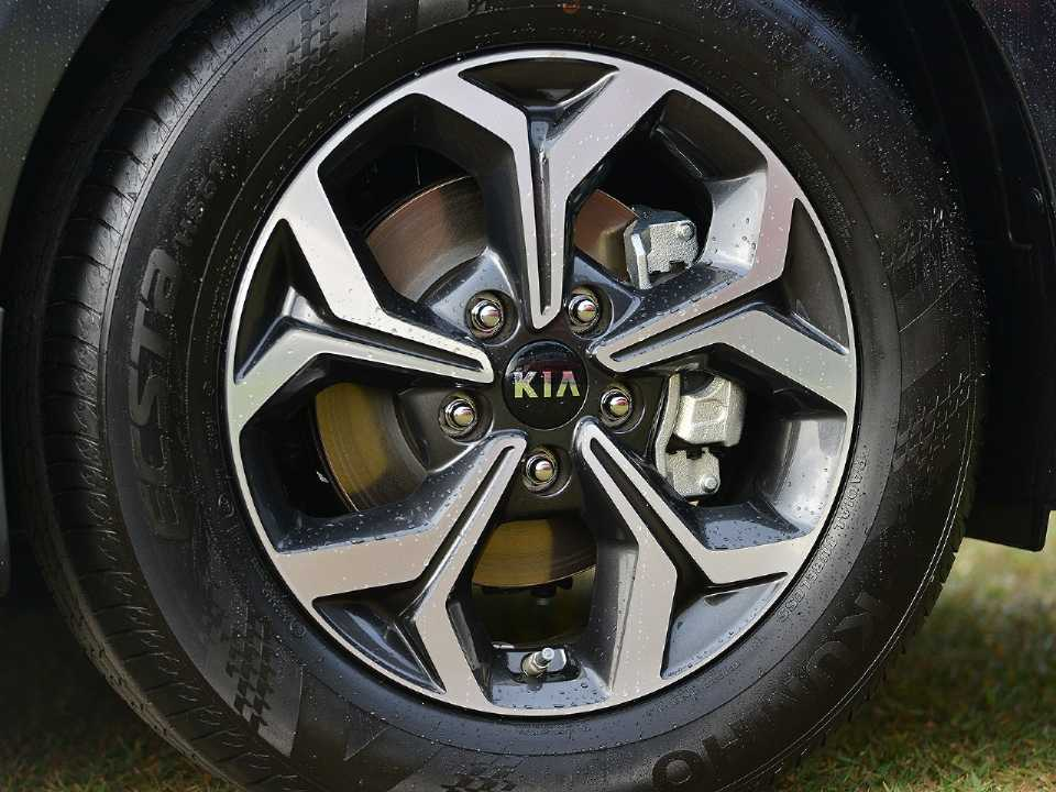 KiaCerato 2020 - rodas