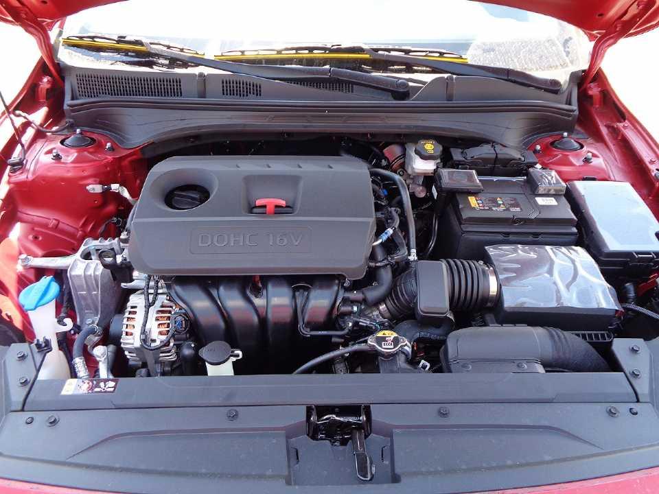 KiaCerato 2020 - motor