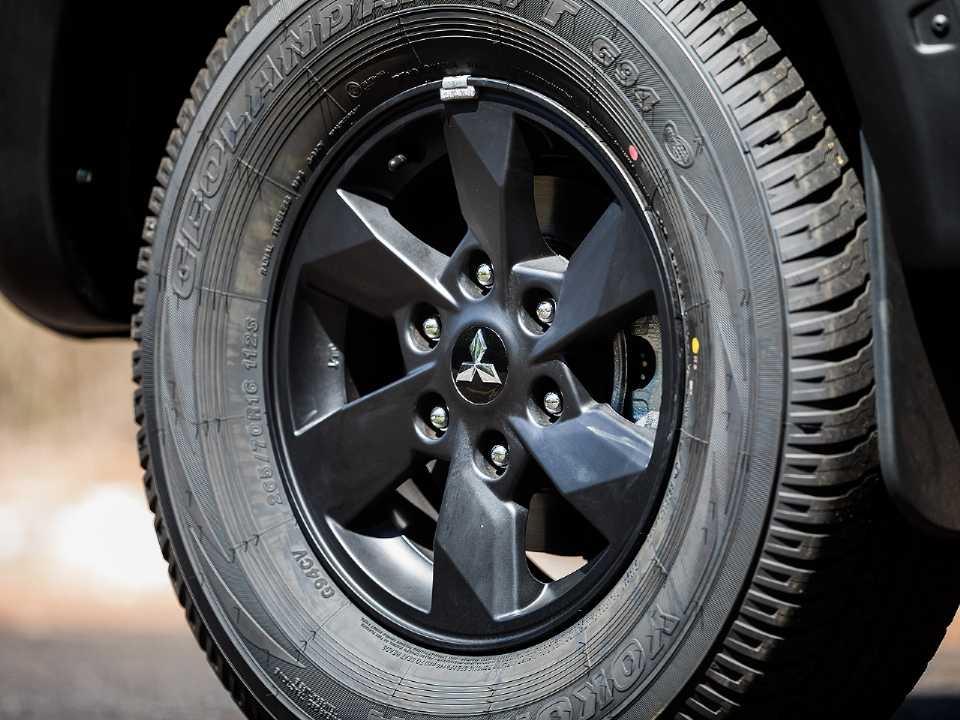 MitsubishiL200 Triton 2020 - rodas